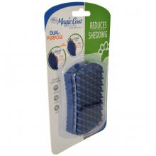 Four Paws Magic Coat Dual Purpose Curry Brush