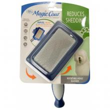 Four Paws Magic Coat Rotating-Head Slicker
