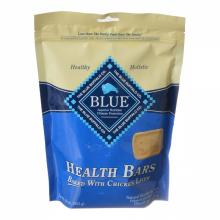 Blue Buffalo Health Bars Dog Biscuits Baked with Chicken Liver