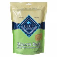 Blue Buffalo Health Bars Dog Biscuits baked with Apples & Yogurt 16oz.