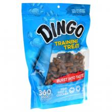 Dingo Dog Training Treats Chicken and Beef 120 pack