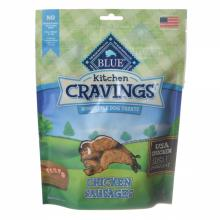 Blue Buffalo Kitchen Cravings Homestyle Dog Treats - Chicken Sausages - 6oz