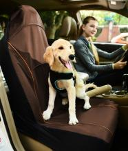 Pet Life Open Road Front Car Seat Cover