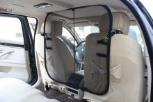 Pet Life Easy-Hook Backseat Pet Barrier