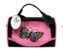 Mirage Pet Products Butterfly Pet Carrier