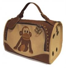 Mirage Pet Products Uncle Monkey Pet Carrier