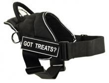 DT Fun Dog Patch Harness
