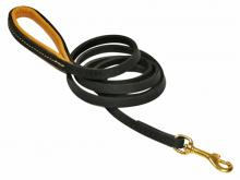 Dean and Tyler Soft Touch Thin Leather Leash