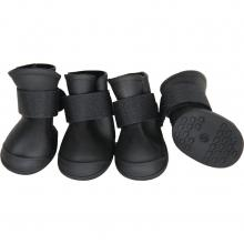 Elastic Protective Multi-Usage All-Terrain Rubberized Dog Shoes