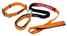 Neo-Indestructible Tension Leash and Collar Set