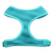 aqua mesh dog harness