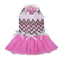 Daphne dog Party Dress by Pooch Outfitters