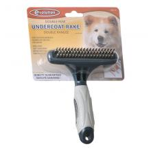 Coastal Pet Evolution Undercoat Rake with Rotating Pins