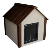 Northland Climate Master Plus Insulated Dog House Large