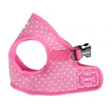 Puppia Dotty pink vest dog Harness