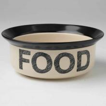 Pooch Basics Dog Food Bowl