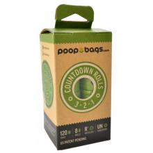 PoopBags Countdown Rolls Unscented