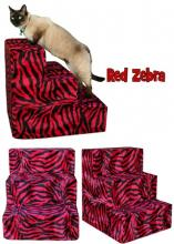 Red Zebra - pet stairs