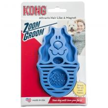 Kong Zoom Groom Dog Brush