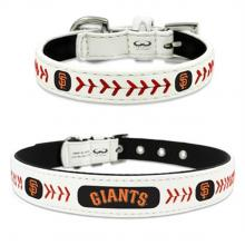 San Francisco Giants - leather collar