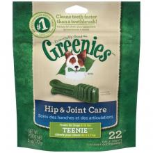 greenies Hip and Joint Care Dental Chews Teenie Size